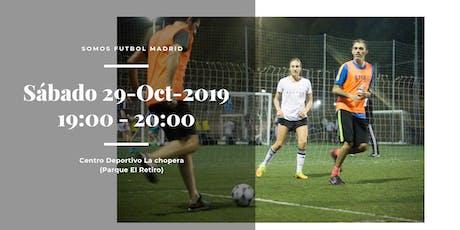 Futbol Madrid tickets