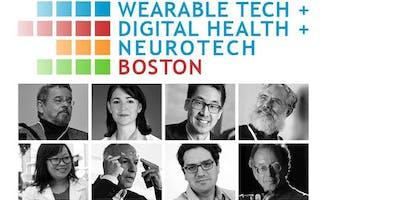 Wearable Tech + Digital Health + Neurotech Boston