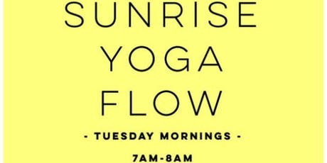 Sunrise Yoga Flow at East Bay Park! tickets
