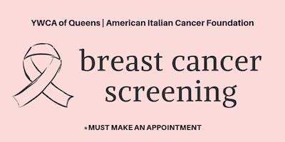 FREE Breast Cancer Screening