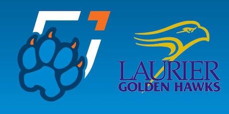 Ontario Tech Women's Hockey vs. Laurier Golden Hawks tickets