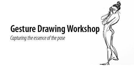 Gesture Drawing Summer School w/ Niall Laverty tickets