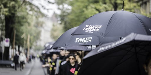 Walk For Freedom Zürich 2019