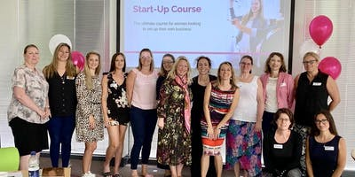 Start-Up Course - 2 x Half Days! The ultimate course for women looking to set-up their own business