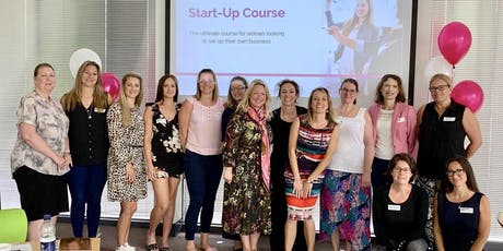 Start-Up Course - 2 x Half Days! The ultimate course for women looking to set-up their own business tickets