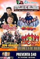 Los Yonics, Los Vaskez, Los Karkiks