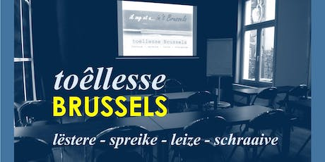 Toêllesse Brussels tickets