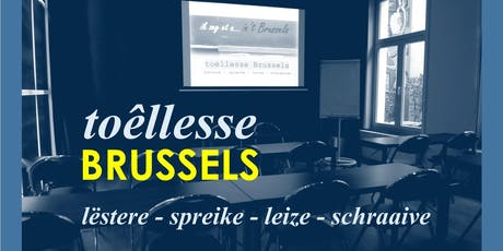 Toêllesse Brussels billets