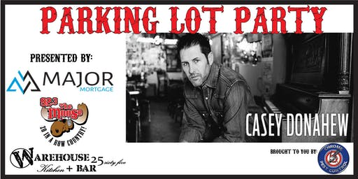 Casey Donahew - Parking Lot Party