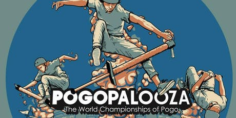 Pogopalooza: The World Championships of Pogo tickets