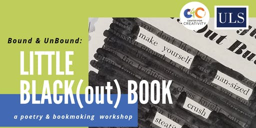 Bound & UnBound: Little Black(out) Book