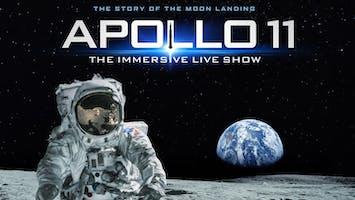 """""""APOLLO 11 – The Immersive Live Show"""""""