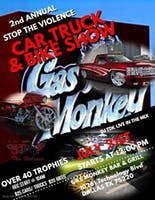 2nd Annual Stop The Violence Car, Truck, & Bike Show