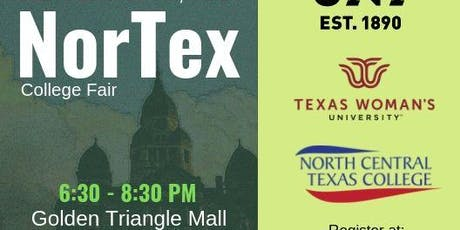 NorTex College Fair 2019 Registration for Colleges and Universities tickets
