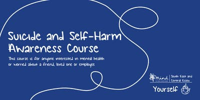 ******* and Self Harm Awareness Course at the POD