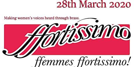 Femmes Fortissimo Brass Concert 2020 tickets