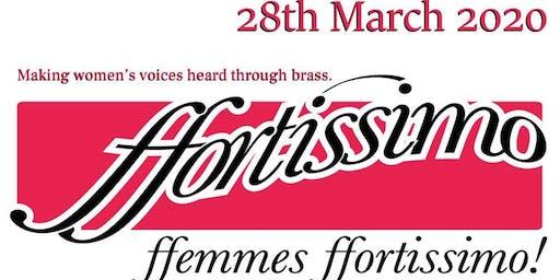 Femmes Fortissimo Brass Concert 2020