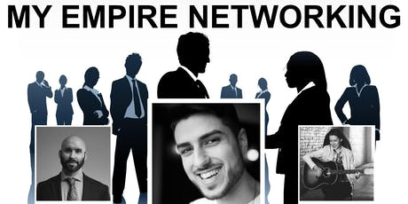 My Empire Networking tickets