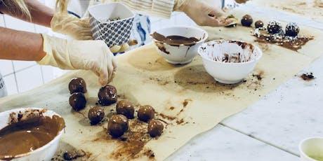 Rococo Chocolates Truffle Making Experience tickets