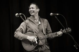 Local Spotlight: Nick Norman  (Back Stage Listening Room)