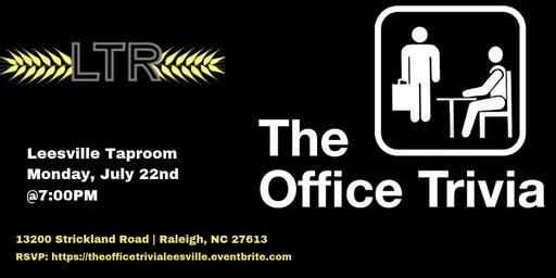 The Office Trivia at Leesville Taproom