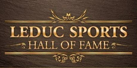 Leduc Sports Hall of Fame Gala tickets