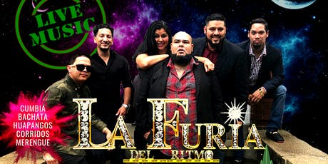 La Furia Del Ritmo @ Gentleman Jacks Bar & Grille tickets