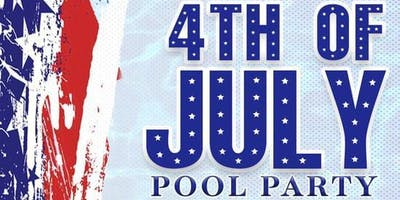 4th Of July Pool Party & Night Swim