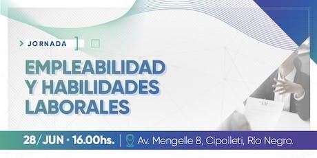 JORNADA DE EMPLEABILIDAD Y HABILIDADES LABORALES entradas