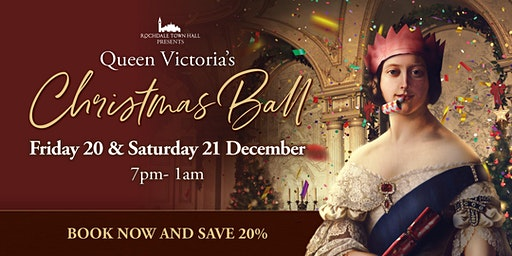Queen Victoria's Christmas Ball
