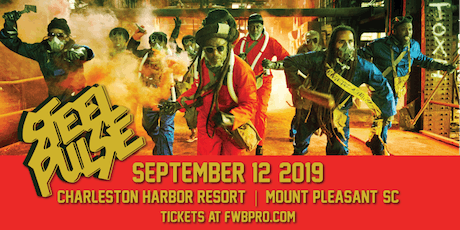 STEEL PULSE Returns To Charleston tickets