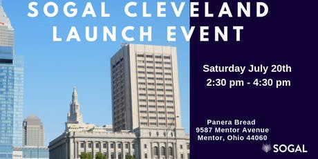 SoGal Cleveland Launch Event tickets