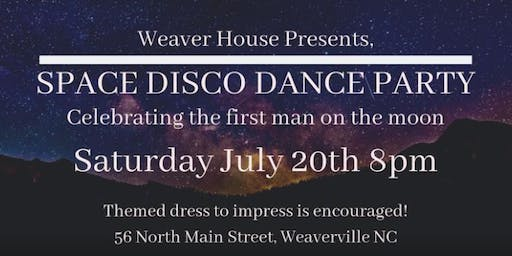 Space Disco Dance Party