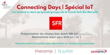 Connecting Days x SFR  billets