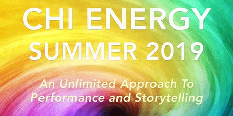 CHI ENERGY WORKSHOPS - Summer 2019 billets