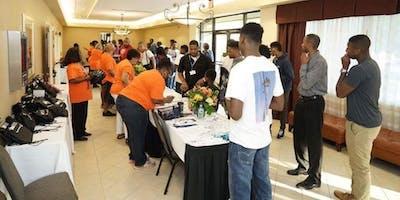 Job Fair at 2019 South Carolina Fatherhood & Male Achievement Conference