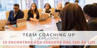 Team Coaching UP - Life  & Carreira.