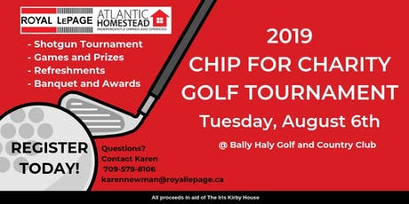 2019 Chip for Charity Golf Tournament tickets