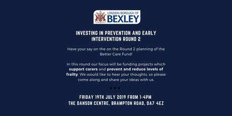 London Borough of Bexley - Better Care Fund Round 2 tickets