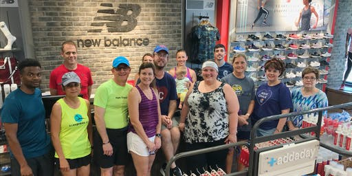 July New Balance Overland Park Running Club