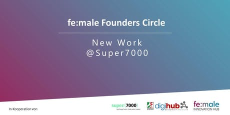 fe:male Founders Circle | New Work Tickets