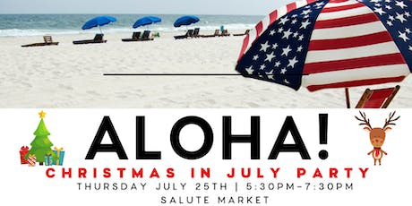 Christmas in July Networking Party tickets