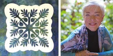 Hawaiian Quilting Trunk Show- Its History, Traditions & Superstitions presented by Nancy Lee Chong