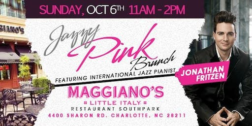 Jazzy Pink Brunch @ Maggiano's Featuring Pianist Jonathan Fritzen