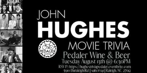 John Hughes Movie Trivia at Pedaler Wine & Beer