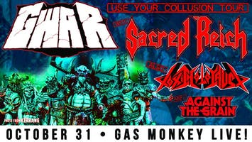 * I'll Be Your Monster Bash feat. GWAR