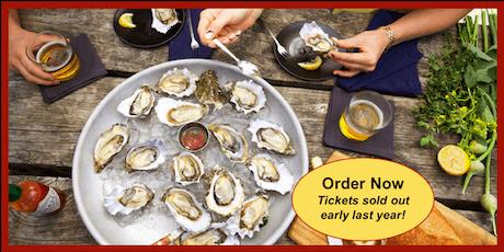 Petaluma Oyster Fest tickets