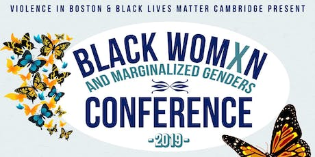 Black Womxn And Marginalized Genders Conference 2019 tickets