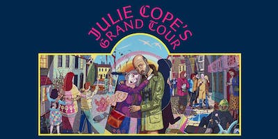 GRAYSON PERRY: Julie Cope's Grand Tour - August Tickets