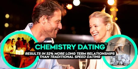 Chemistry Speed Dating In NYC - Ages 37 to 52 tickets